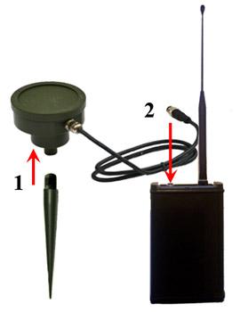 Seismic Sensor Principle of Operation