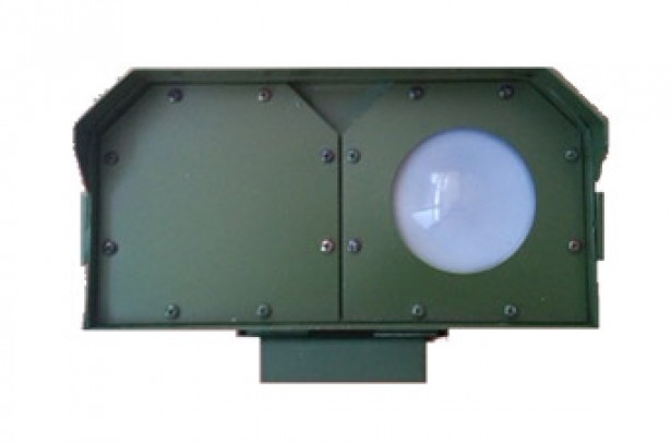 Integrated Microwave - PIR Barrier