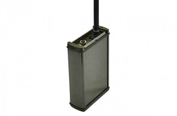 Seismic Sensor with Radio Module